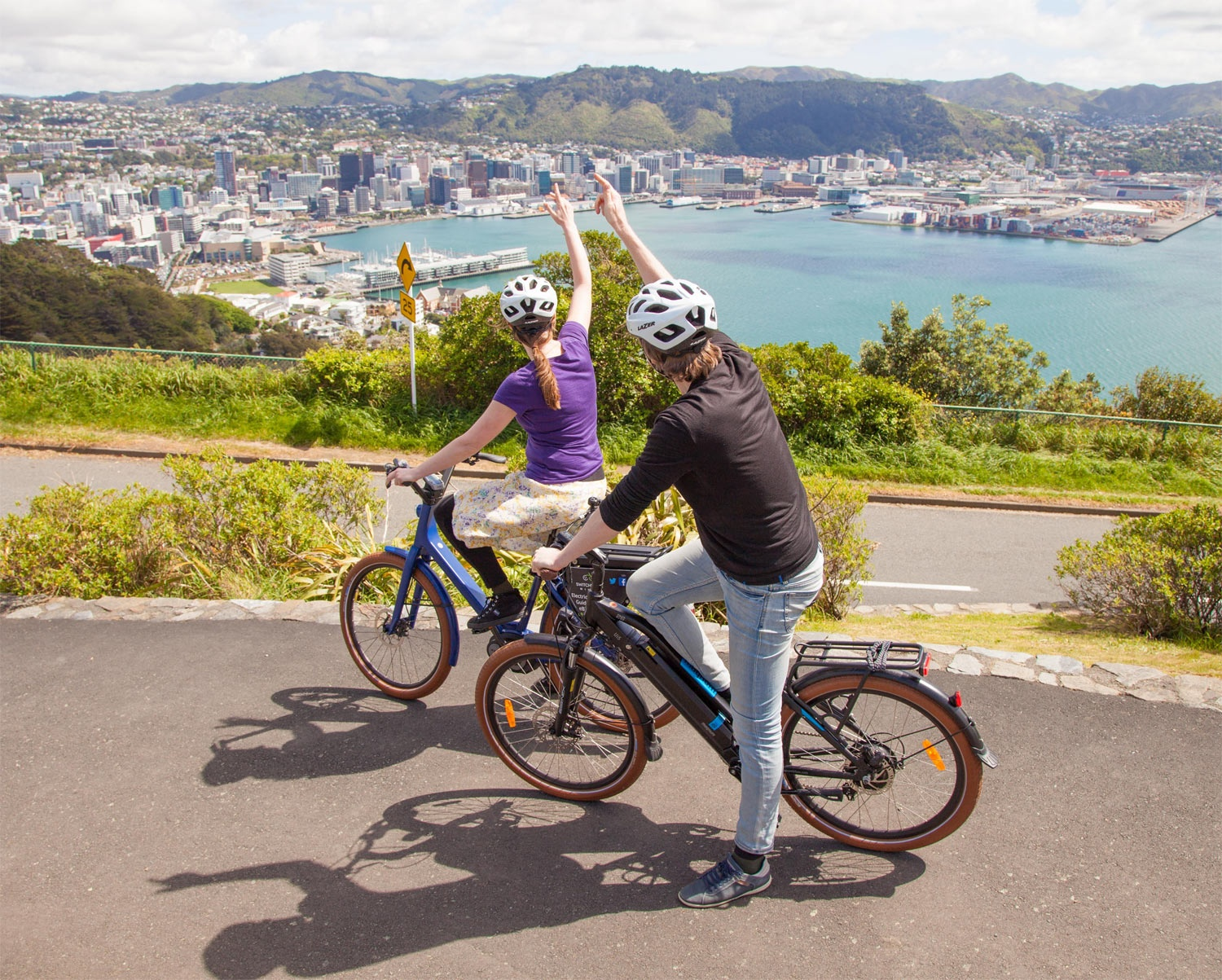 Start riding in Wellington | Bike There
